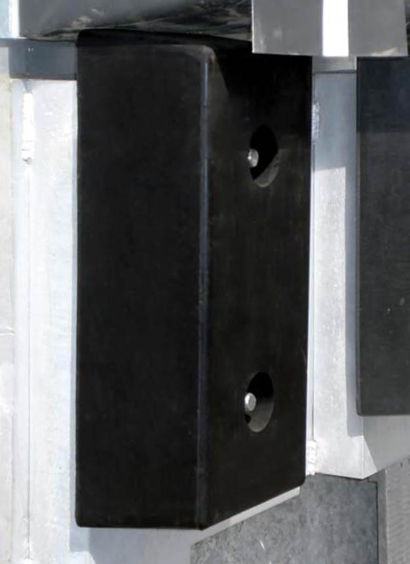 Дополнительное оборудование рамп